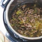 Easy Instant Pot Italian Beef